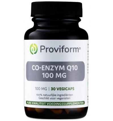 Energie Proviform Co-enzym Q10 100 mg 30 vcaps kopen