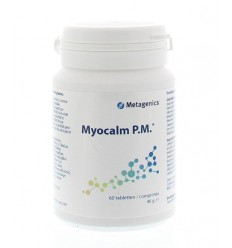 Metagenics Myocalm PM 60 tabletten | Superfoodstore.nl