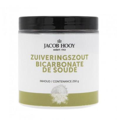 Jacob Hooy zuiveringszout natrium bicarbonaat 250 gram |