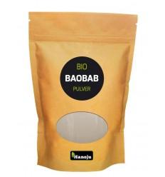 Hanoju Baobab poeder paperbag 500 gram | Superfoodstore.nl