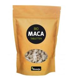 Hanoju Bio maca premium 500 mg paper bag 1000 tabletten |