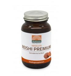 Mattisson Absolute reishi premium 400 mg 60 vcaps | € 13.60 | Superfoodstore.nl