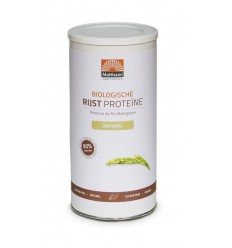 Mattisson Absolute Rijst Proteine naturel bio 500 gram |
