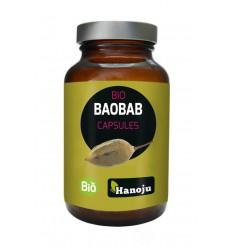 Hanoju Baobab 300mg organic 180 capsules | Superfoodstore.nl