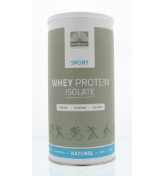 Mattisson Absolute whey protein isolate 600 gram |