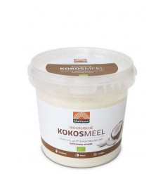 Mattisson Absolute kokosmeel bio 500 gram | Superfoodstore.nl