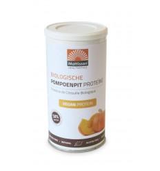 Mattisson Vegan pompoenpit proteine 58% 250 gram |