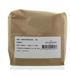 Jacob Hooy Magnesiumcitraat poeder 1 kg | € 25.01 | Superfoodstore.nl