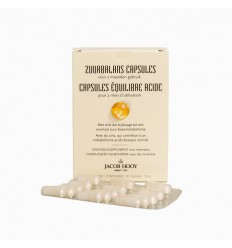 Jacob Hooy Zuurbalans 60 capsules | Superfoodstore.nl