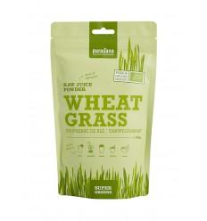 Purasana Wheat grass raw juice powder 200 gram | € 17.11 | Superfoodstore.nl