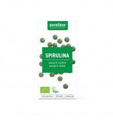 Purasana Spirulina 500 mg 180 capsules   Superfoodstore.nl