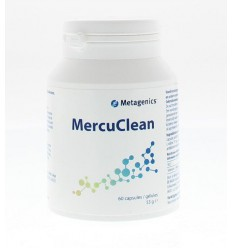 Metagenics Mercuclean BCAA 60 capsules | Superfoodstore.nl