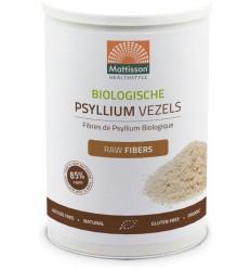 Mattisson Psyllium vezels 250 gram | Superfoodstore.nl