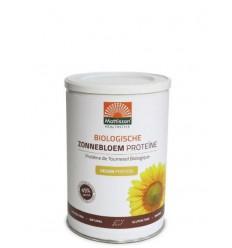 Mattisson Zonnebloem proteine bio 400 gram | Superfoodstore.nl