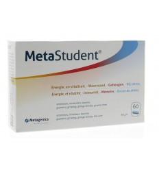 Metagenics Metastudent 60 tabletten | Superfoodstore.nl