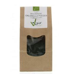 Chlorella Vitiv Chlorella poeder 125 gram kopen