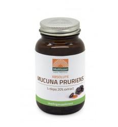 Mattisson Mucuna pruriens 20% extract- L-dopa 120 tabletten |