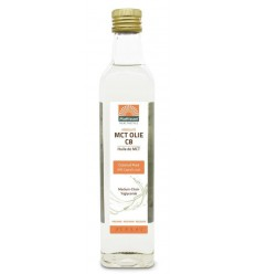 Mattisson MCT olie C8 - 500ml - Coconut pure - 99% caprylic