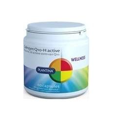 Plantina Q10 H active ubiquinol 50 mg 60 capsules |
