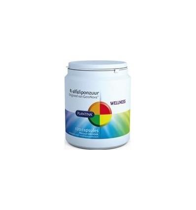 Plantina R-Alfaliponzuur natuurlijk 120 capsules