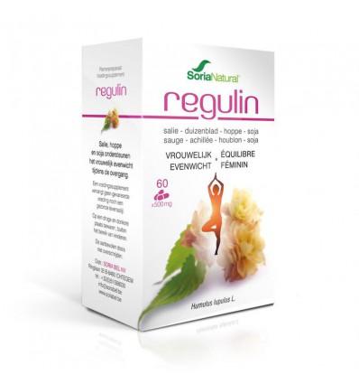 Soria Regulin 28-C 60 capsules | € 24.12 | Superfoodstore.nl