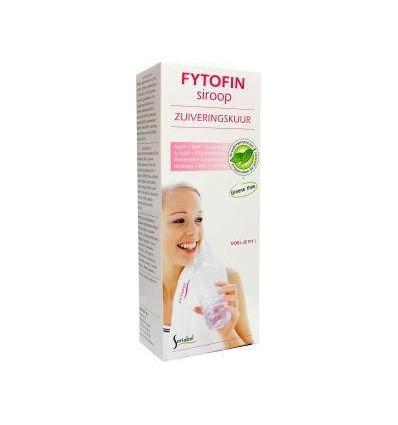 Soria Fytofin siroop 500 ml | € 23.92 | Superfoodstore.nl