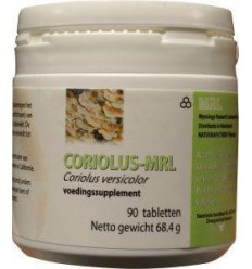 MRL Coriolus 90 tabletten | Superfoodstore.nl