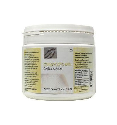 MRL Cordyceps poeder 250 gram | Superfoodstore.nl