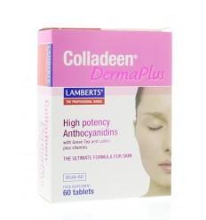 Lamberts Colladeen derma plus 60 tabletten   Superfoodstore.nl