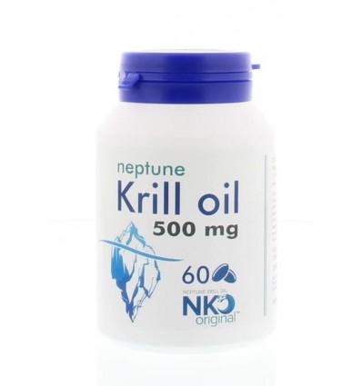 Fytotherapie Soria Neptune krill oil 60 capsules kopen