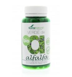 Soria Verde de alfalfa 80 capsules | Superfoodstore.nl