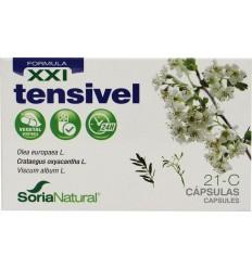 Soria Tensivel 21-C XXI 30 capsules | Superfoodstore.nl