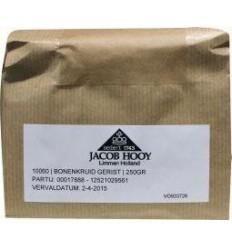 Jacob Hooy Bonenkruid gerist 250 gram | Superfoodstore.nl