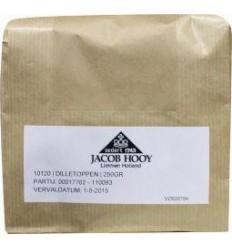 Jacob Hooy Dilletoppen 250 gram | € 4.59 | Superfoodstore.nl