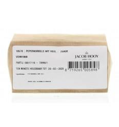 Kruiden Jacob Hooy Peperkorrels wit heel 250 gram kopen