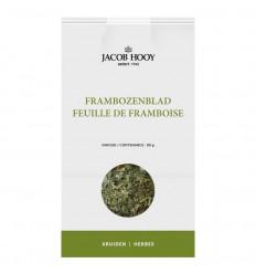 Kruiden Jacob Hooy Frambozenblad (geel zakje) 80 gram kopen