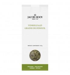 Jacob Hooy Venkelzaad (geel zakje) 50 gram | € 1.67 | Superfoodstore.nl