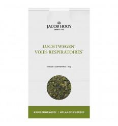 Kruiden Jacob Hooy Bronchisin / Luchtwegen kruiden 80 gram kopen