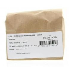 Jacob Hooy Moringa oleifera gemalen 250 gram   Superfoodstore.nl