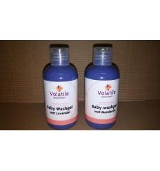 Volatile Baby wasgel mandarijn 100 ml | Superfoodstore.nl