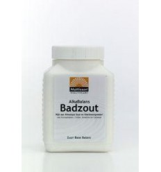 Mattisson Alkabalans badzout PH 8.0 700 gram | € 14.86 | Superfoodstore.nl