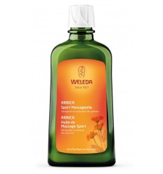 Weleda Arnica sport massageolie 200 ml | € 13.53 | Superfoodstore.nl