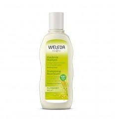 Natuurlijke Shampoo Weleda Pluimgierst milde shampoo 190 ml