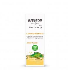 Tandpasta Weleda Kindertandpasta 50 ml kopen