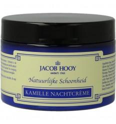 Jacob Hooy Kamille nachtcreme 150 ml | € 5.80 | Superfoodstore.nl
