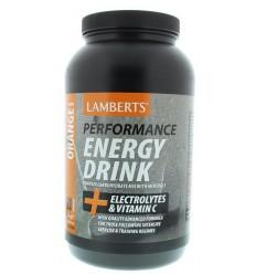 Lamberts Energy drink 1 kg | Superfoodstore.nl