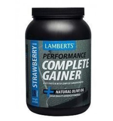 Lamberts Weight gainer strawberry whey proteine 1816 gram |
