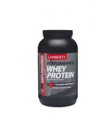 Lamberts Whey protein unflavoured 1 kg | Superfoodstore.nl