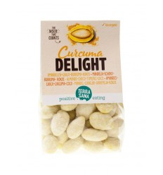 Terrasana Curcuma delight choco 150 gram | € 3.68 | Superfoodstore.nl