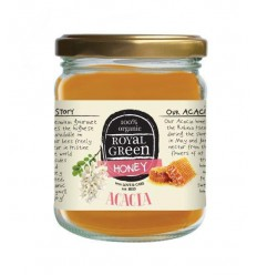 Royal Green Acacia honey 250 gram | € 5.15 | Superfoodstore.nl